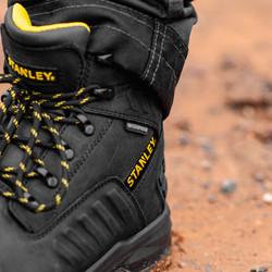 Stanley Warrior Waterproof Safety Boots