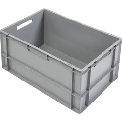 Barton Euro Container Grey 60L - 46757 - from Toolstation