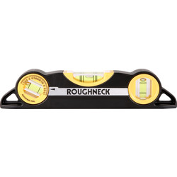 Roughneck Roughneck Magnetic Torpedo Spirit Level 225mm - 46877 - from Toolstation