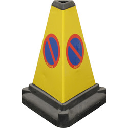 Melba Swintex Melba Swintex No Waiting Bollard  - 47004 - from Toolstation