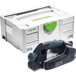 Festool Festool EHL 65 EQ-Plus One Handed Planer 240V - 47053 - from Toolstation