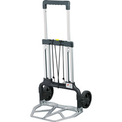 Barton Lightweight Folding Hand Truck 125Kg - 47086 - from Toolstation