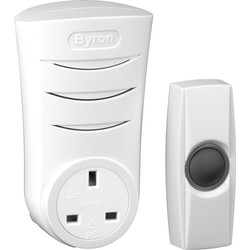 Doorbells & Chimes Wireless, Byron, Wired Doorbells & More