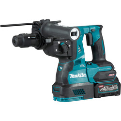 Makita Makita XGT 40V Max Rotary Hammer 1 x 2.5Ah - 47150 - from Toolstation