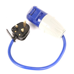 Fly Lead Socket Convertor