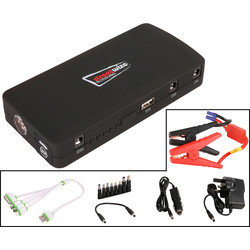 Streetwize Power Bank & Jump Starter Kit 400A - 47175 - from Toolstation