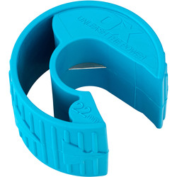 OX OX Pro Polyzip Plastic Pipe Cutter 22mm - 47260 - from Toolstation