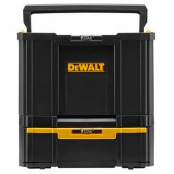 DeWalt TSTAK Combo Tote & Deep Drawer