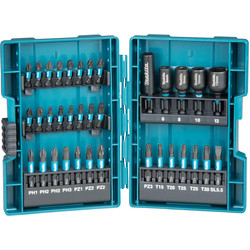 Makita Makita 35 Piece Impact Bit Set  - 47355 - from Toolstation