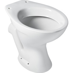 Armitage Shanks Armitage Shanks Magnia Low Level Toilet  - 47492 - from Toolstation