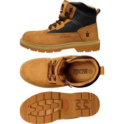 Scruffs Scruffs Twister Safety Boot Tan Size 10 - 47525 - from Toolstation