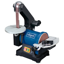 Scheppach Scheppach BTS700 250W 125mm Belt & Disc Sander 230V - 47542 - from Toolstation