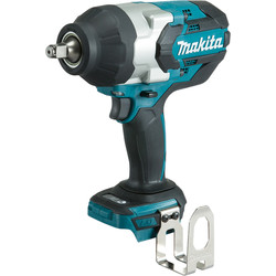 "Makita Makita 18V LXT Brushless Impact Wrench 1/2"" Body Only - 47559 - from Toolstation"