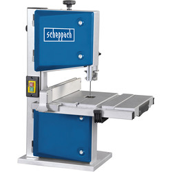 Scheppach Scheppach HBS30 350W 200mm Bandsaw 230V - 47621 - from Toolstation