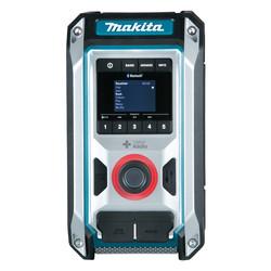 Makita 18V LXT DAB+/FM/Bluetooth Radio