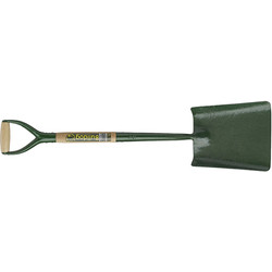 Bulldog Bulldog Shovel No.2 Square Mouth - 47971 - from Toolstation