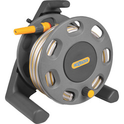 Hozelock Hozelock Compact Reel with 25m Hose  - 48053 - from Toolstation