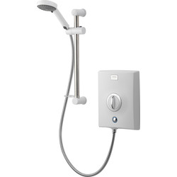 Aqualisa Aqualisa Quartz Electric Shower 9.5kW - 48057 - from Toolstation