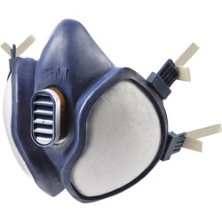3M 3M 4251 Maintenance Free Organic Vapour & Particulate Respirator FFA1P2 R D - 48094 - from Toolstation