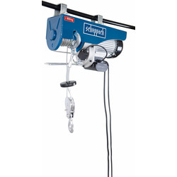 Scheppach Scheppach HRS1000 1600W 999kg Electric Hoist 230V - 48185 - from Toolstation