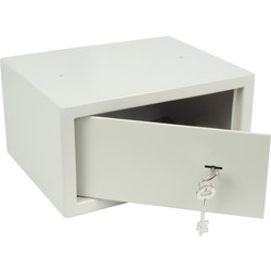 Key Locking Safe 8.5L - 48373 - from Toolstation