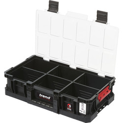 Trend Trend Modular Storage Compact Box 100mm - 48410 - from Toolstation