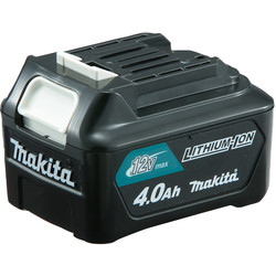 Makita Makita CXT 12V Max Battery 1 x 4.0Ah - 48448 - from Toolstation