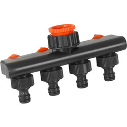"Hose Connectors 3/4"" - 48483 - from Toolstation"
