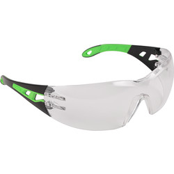 Uvex Uvex Pheos Safety Glasses Clear Lens - 48568 - from Toolstation