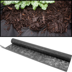 Apollo Weed Control Fabric 2 x 50m Folded - 48630 - from Toolstation