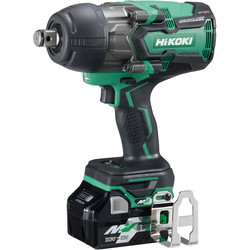 Hikoki Hikoki WR36DA 36V Brushless MultiVolt Impact Wrench 2 x 2.5Ah Multivolt - 48643 - from Toolstation
