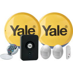Yale Smart Living Yale HSA APP Enabled Alarm Kit B-HSA6610 - 48651 - from Toolstation