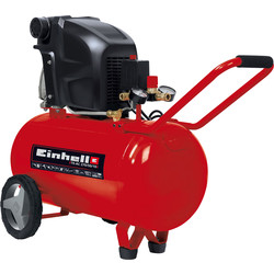 Einhell Einhell TE-AC 270/50/10 50L 2.5Hp Air Compressor 230V - 48701 - from Toolstation