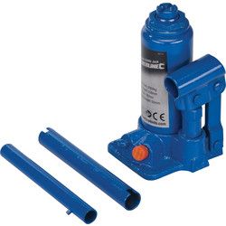 Bottle Jack 2 Tonne 2000kg - 48824 - from Toolstation