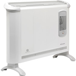 Dimplex Dimplex Convector Heater With Turbo Boost 2kW - 48831 - from Toolstation