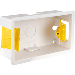 Appleby Dry Lining Boxes 2 Gang 47mm