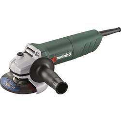 Metabo Metabo W 750-115 750W 115mm Angle Grinder 110V - 48854 - from Toolstation