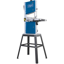 Scheppach Scheppach HBS250 420W 250mm Bandsaw & Stand 240V - 48928 - from Toolstation
