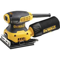 DeWalt DeWalt DWE6411-GB 230W 1/4 Sheet Sander 240V - 48978 - from Toolstation