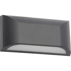 Coast Poole LED IP65 Downlight Black 5W 360lm - 49143 - from Toolstation