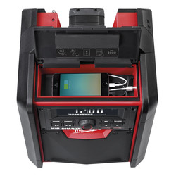 Milwaukee M18RC-0 18V Li-Ion Radio Charger