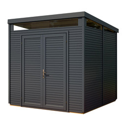 Rowlinson Pent Security Shed