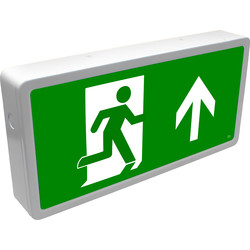 LED Emergency Exit Box