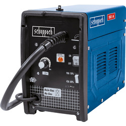 Scheppach Scheppach WSE3200 90 Amp Inverter MIG Welder - Gasless 230V - 49360 - from Toolstation