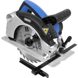 Draper Draper 1300W 185mm Circular Saw 240V - 49447 - from Toolstation