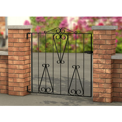 Powapost PowaPost Avon Metal Gate 838 x 910mm - 49514 - from Toolstation