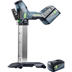 Festool Festool ISC240 Li 18V Li-Ion Cordless Insulation Material Saw 2 x 5.2Ah - 49593 - from Toolstation