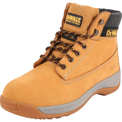 DeWalt DeWalt Apprentice Safety Boots Honey Size 3 - 49643 - from Toolstation