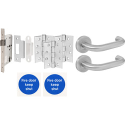 Firemongery Firemongery Latch Pack  - 49707 - from Toolstation
