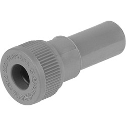 Unbranded Socket Reducer 22 x 15mm - 49716 - from Toolstation